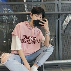 Korean Fashion Trends you can Steal – Designer Fashion Tips Korean Fashion Men, Korean Street Fashion, Ulzzang Fashion, Fashion Mode, Korean Men, Boy Fashion, Mens Fashion, Korean Style, High Fashion