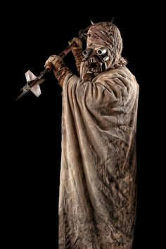 tusken Bill Hicks star Wars cosplay portraiture