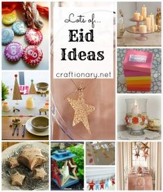 Eid decorations craft ideas