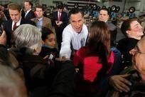 5 #prezpix #prezpixmr Mitt Romney on the Atlanta Journal Constitution 2/27/12