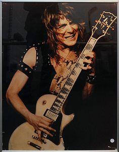 Randy Rhoads Concert Photograph