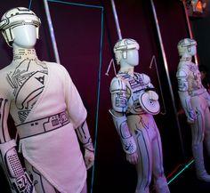 Original Tron costumes