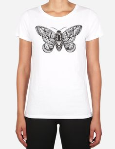 iriedaily - Nightfly Tee white
