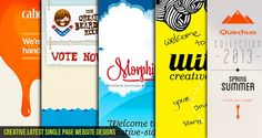 Creative-Latest-Single-Page-Website-Designs-banner-650x346.jpg (650×346)