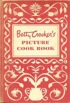 Betty Crocker's cook book (I have this....:)