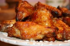 Spicy Apricot Wings Recipe