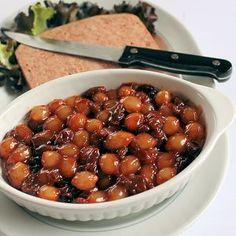 De Kooktips - Monegaskische uitjes Olie, Preserves, Buffet, Beans, Vegetables, Food, Salad, Preserve, Essen