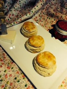 Flaky Buttery Biscuits, Starring the Best Butters!