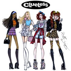 Clueless collection by Hayden Williams