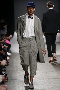 Mark McNairy New Amsterdam Men's RTW Fall 2014 - Slideshow - Runway, Fashion Week, Fashion Shows, Reviews and Fashion Images - WWD.com