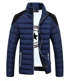 QualityUC Mens Clothes Collection Canadian Style Winter Jacket