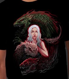 Mother of the Dragons PRE-ORDER TIL MAR 2