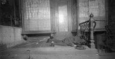 22 Haunting and Graphic Crime Scene Photos from 1920s New York City