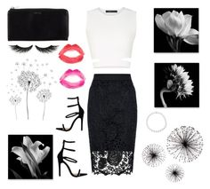 """""""Blooming night"""" by courtneycrave on Polyvore"""