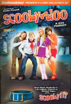 Scooby Doo - A XXX Parody (2011) English 480p DVDRip