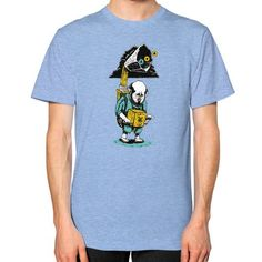 Song of Storms Unisex T-Shirt (on man)