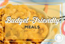 Budget-Friendly Meals
