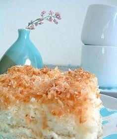 Kokos-Buttermilch-Tassenkuchen Rezept