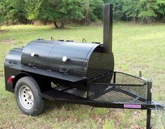 BBQ Smoker, portable and built solid! Would love this
