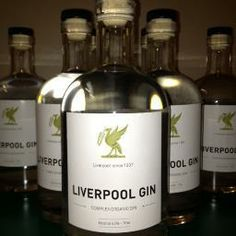 liverpool gin bottle Gin Brands, Gin Lovers, Gin Bottles, Cocktails, Drinks, John Paul, Gin And Tonic, Bartender, Liverpool