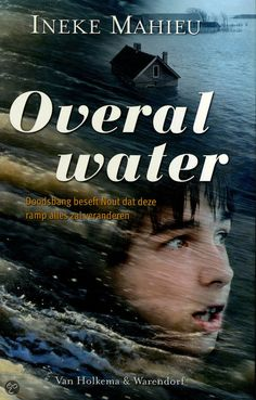 Overal water van Ineke Mahieu