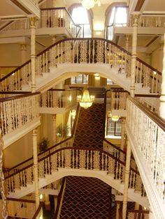 manchester hotel hall