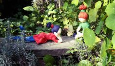 Tiny people collection from TOBE Little People, Garden Sculpture, Artsy, Toys, Outdoor Decor, Cute, Collection, Home Decor, Short People