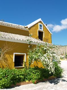 Cortijo near Osuna (Seville) Up to 19 pers. Book it at www.baexandalucia.com