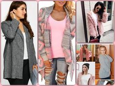 You're one stop Goodie Shop! Ladies Jackets, Jackets For Women, Plus Size Outfits, Duster Coat, Capri Pants, Cover Up, Winter Jackets, Lady, Shopping