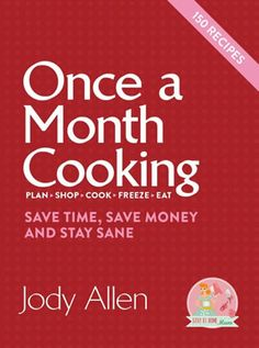 Weekend Cooking: Once a Month Cooking by Jody Allen Muffin Tin Recipes, Milk Recipes, Cooking Recipes, Cooking Tips, Homemade Crumpets, Condensed Milk Ice Cream, Freezable Meals, Freezer Meals, Garlic Soup