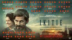 Millainen kokemus Ikitie-elokuvan kuvaukset olivat? Ohjaaja AJ Annila ja Sidse Babett Knudsen vastasivat tähän ja muihin elokuvaansa liittyviin kysymyksiin, katso video linkistä 👇  IKITIE nyt elokuvateattereissa 🎬