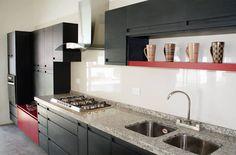 Cucina in stile in stile Moderno di Amarillo Interiorismo