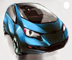Lamborghini Perdigon by Ondrej Jirec ᴷᴬ | Cars | Pinterest ...