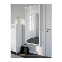 STAVE Spiegel, weiß - weiß - 70x160 cm - IKEA