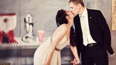 i feel like i would kiss awkwardly like this