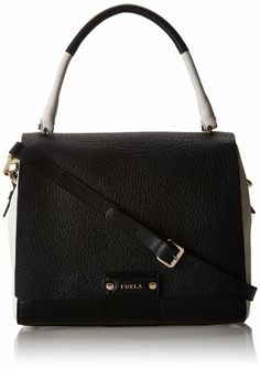 Furla Penelope M Shopper C/tracolla Top Handle Bag,Onyx,One Size FURLA, To SEE or BUY just CLICK on AMAZON right here http://www.amazon.com/dp/B00IJ3YR86/ref=cm_sw_r_pi_dp_Cefytb027ZEMQ8EH
