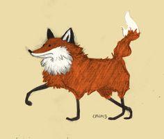 fox artwork akward - Google Search