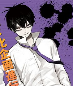 Okay so I started watching Blood Lad, and it's pretty awesome. Staz is adorable.