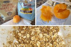 Re-Creating St Ive's Apricot Face Scrub
