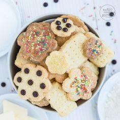 Schnelle 3-Zutaten-Kekse