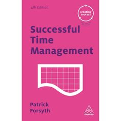 Successful Time Management, 4th Edition