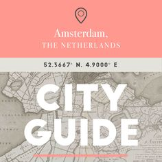 Amsterdam is known for its beautiful canals, historic architecture and laid-back culture. What's your favourite spot in the city?