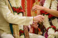 #knotsandhearts | A beautifully shot photo of the Indian wedding ceremony. Indian Wedding Ceremony, Wedding Rituals, Shot Photo, Turmeric, Candles, Weddings, Table Decorations, Beautiful, Wedding