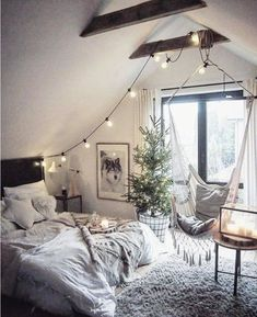 5 Ways to Spice Up Your Room Bohemian Bedroom Decor Bohemian Room Spice Ways Dream Rooms, Dream Bedroom, Home Decor Bedroom, Cosy Bedroom, Modern Bedroom, Bedroom Hammock, Hippy Bedroom, Bedroom Simple, Bedroom Rustic
