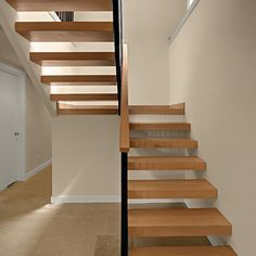 Staircase Midcentury Design, Pictures, Remodel, Decor and Ideas