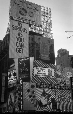 NEW YORK CITY 1990's - Photo archives by Gregoire Alessandrini