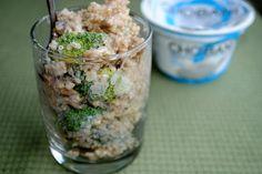 Fit Foodie Finds: Quinoccoli Yogurt Salad