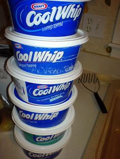 How to Make Cool Whip Frosting