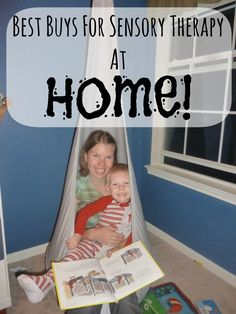 Best Buys For Sensory Processing Therapy at Home - My Mundane and Miraculous Life. Repinned by SOS Inc. Resources pinterest.com/sostherapy/.