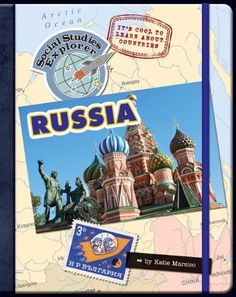 It's Cool to Learn about Countries: Russia - Kids Travel Books